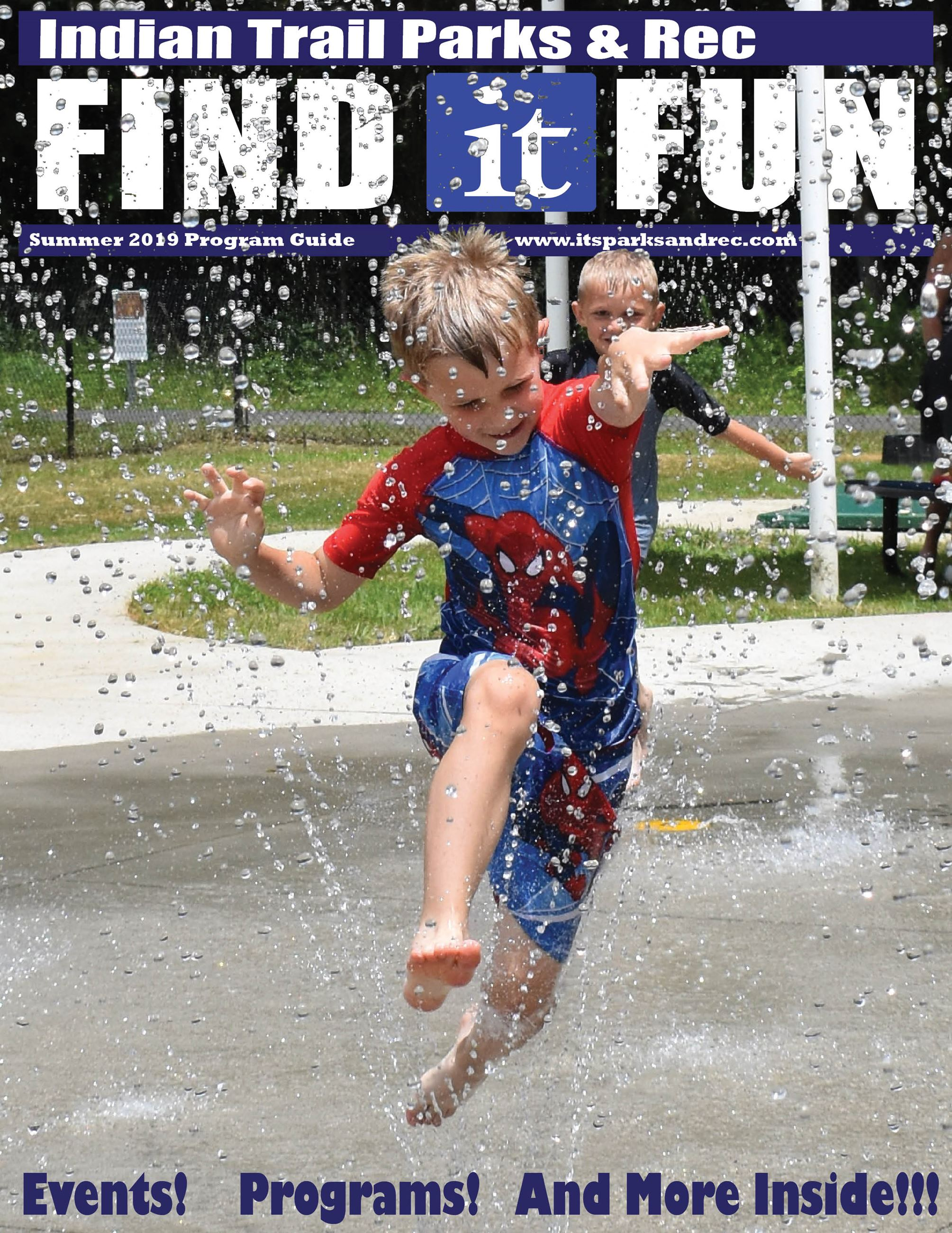 Find IT Fun Guide Cover