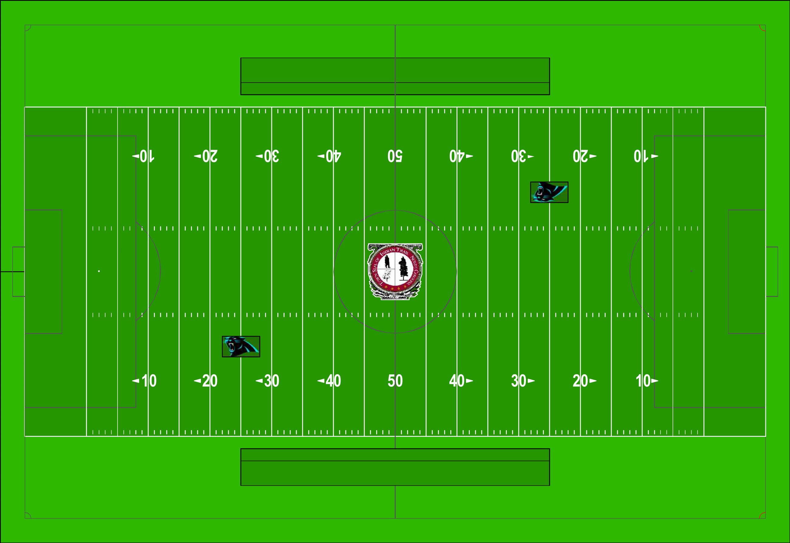Artificial Turf Field Design