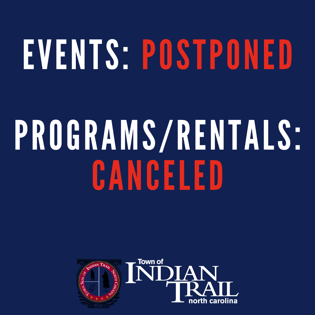 Indian Trail Programs Events