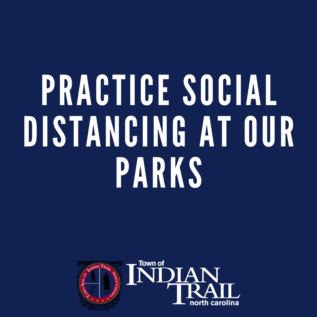 Social Distancing at our Parks