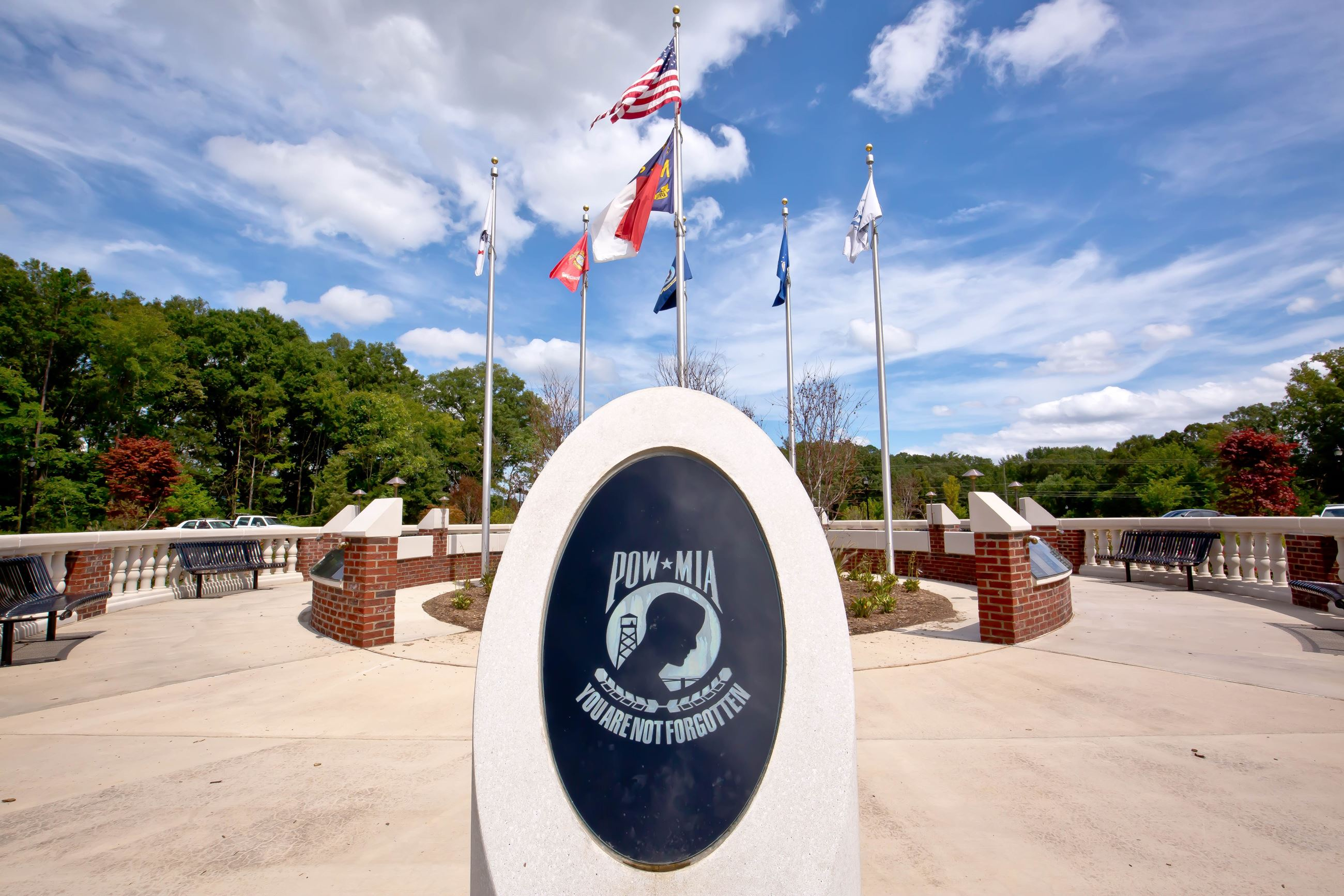 Indian Trail Veterans Memorial Garden