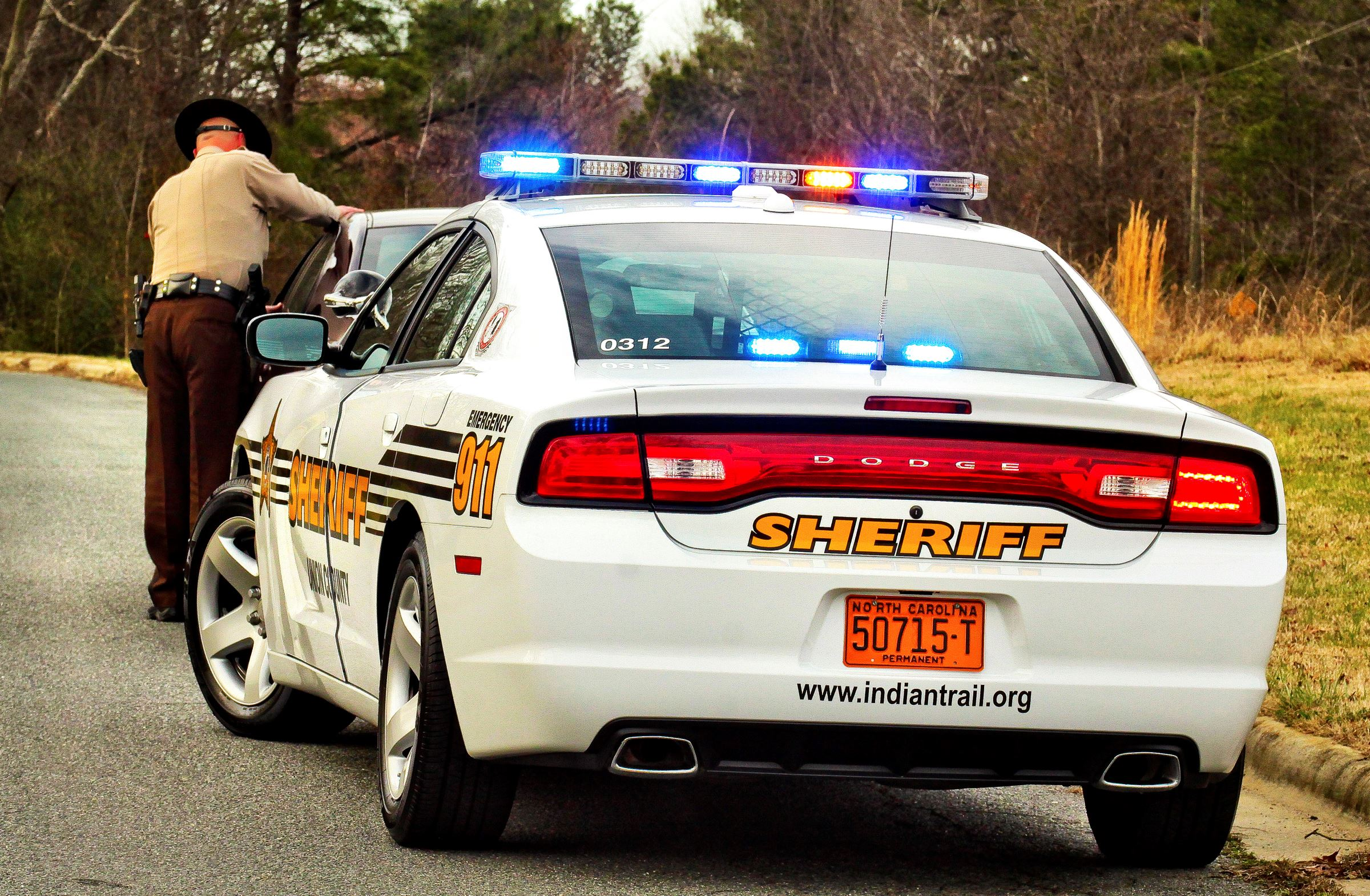 Union County Traffic Stop