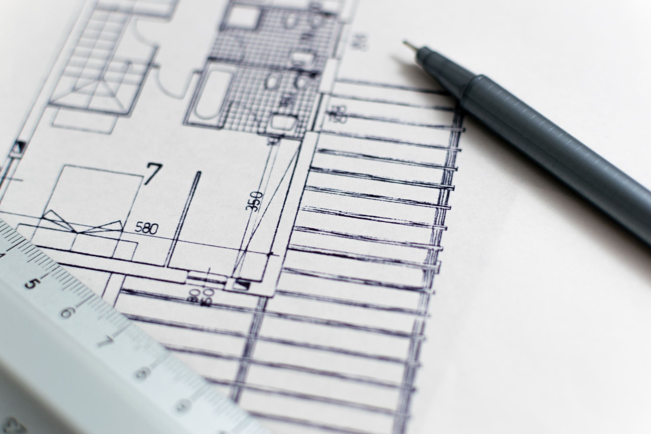 Planning department indian trail nc a blueprint and pen malvernweather Image collections