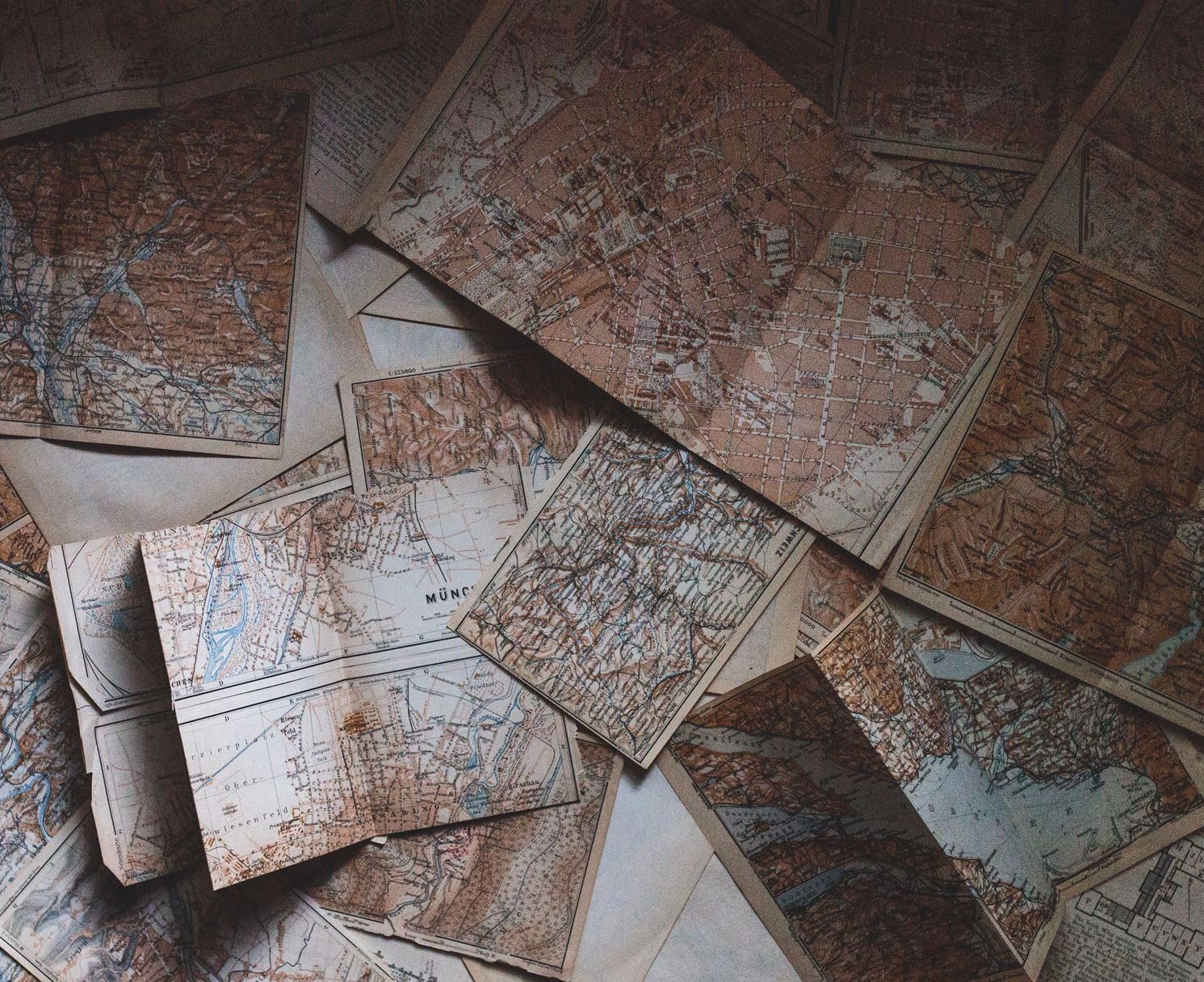 Bunch of maps