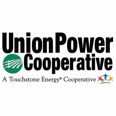 Union Power Cooperative Logo  Opens in new window